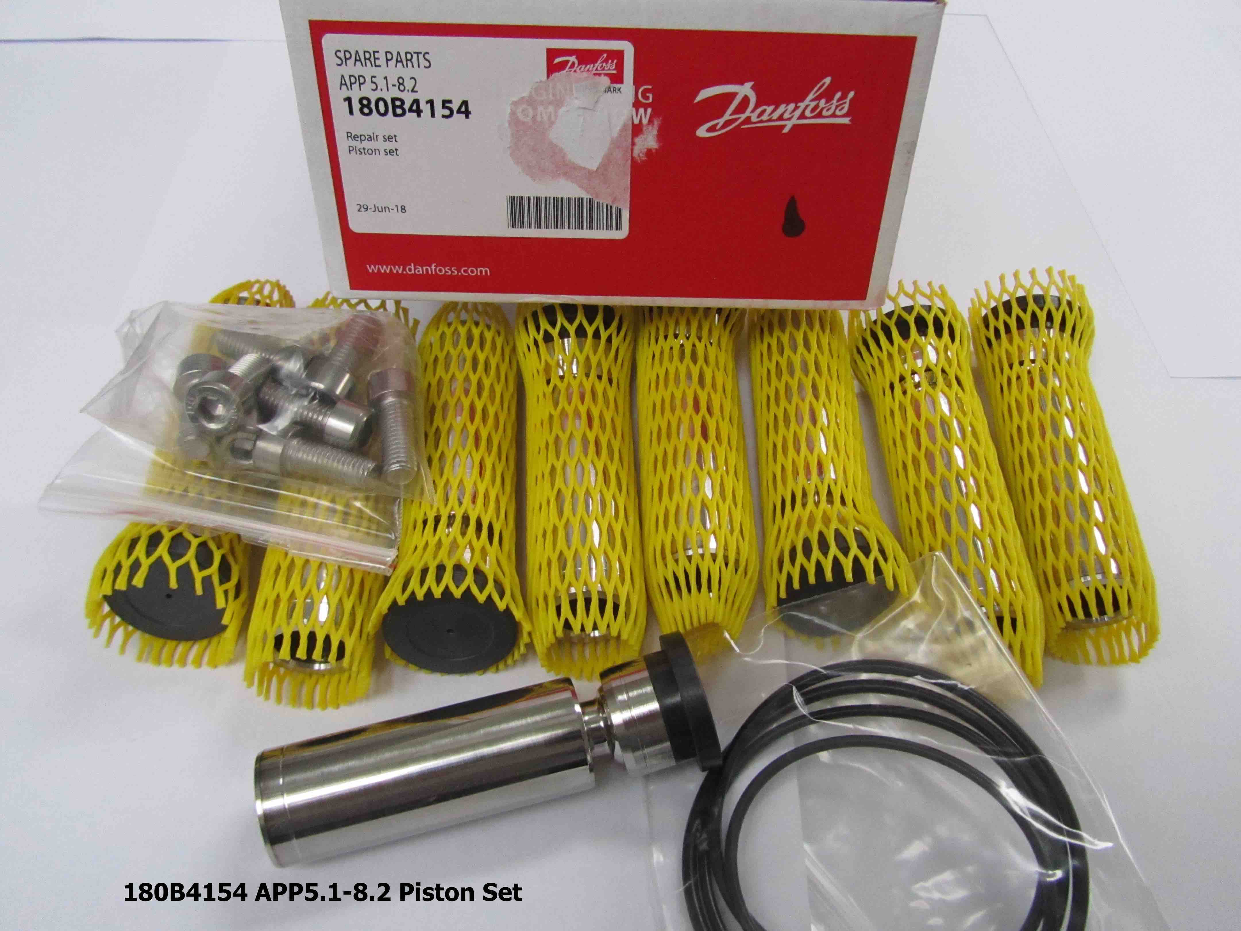 180B4154 APP5.1-8.2 Piston Set