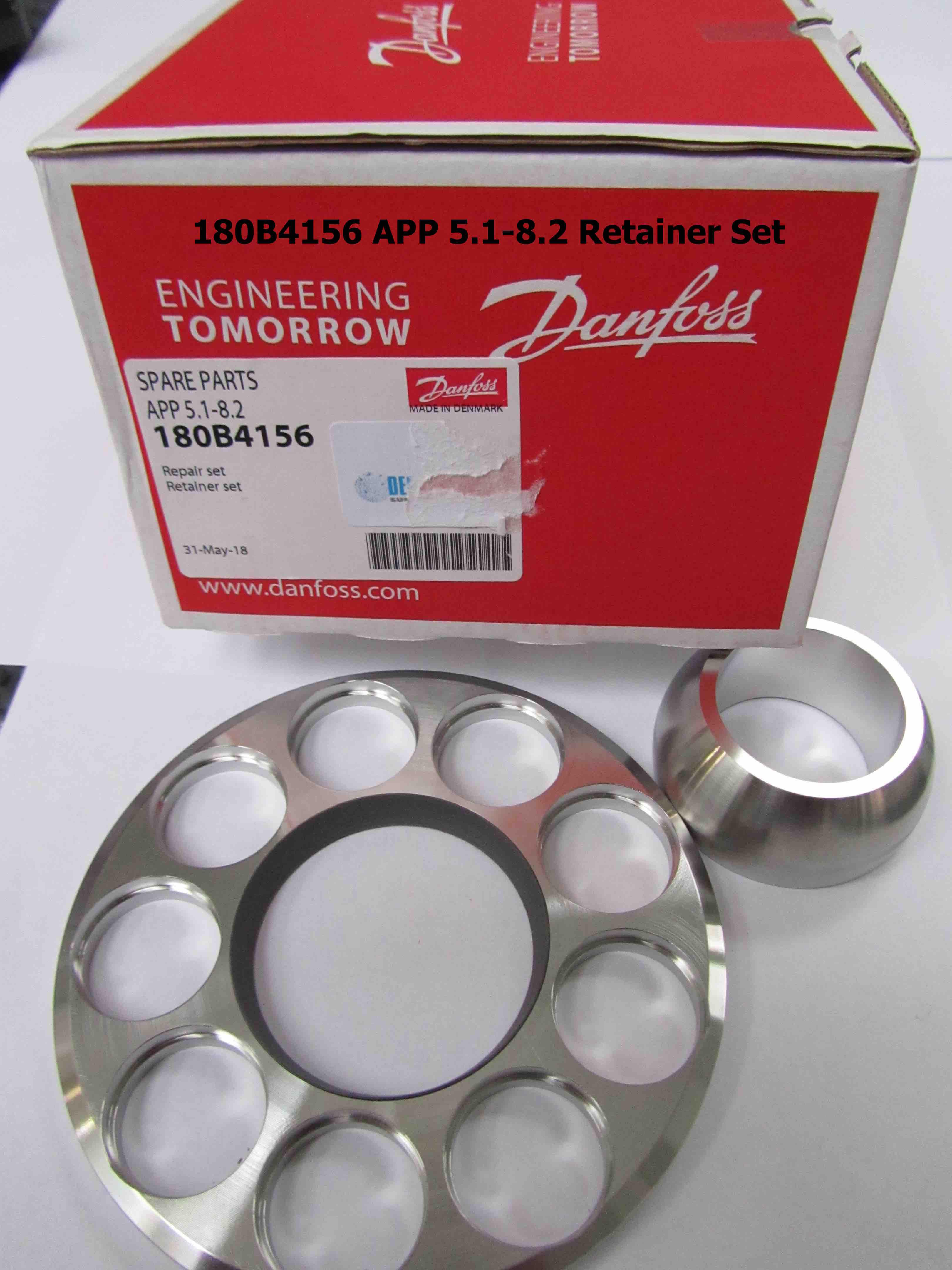 180B4156 APP 5.1-8.2 Retainer Set