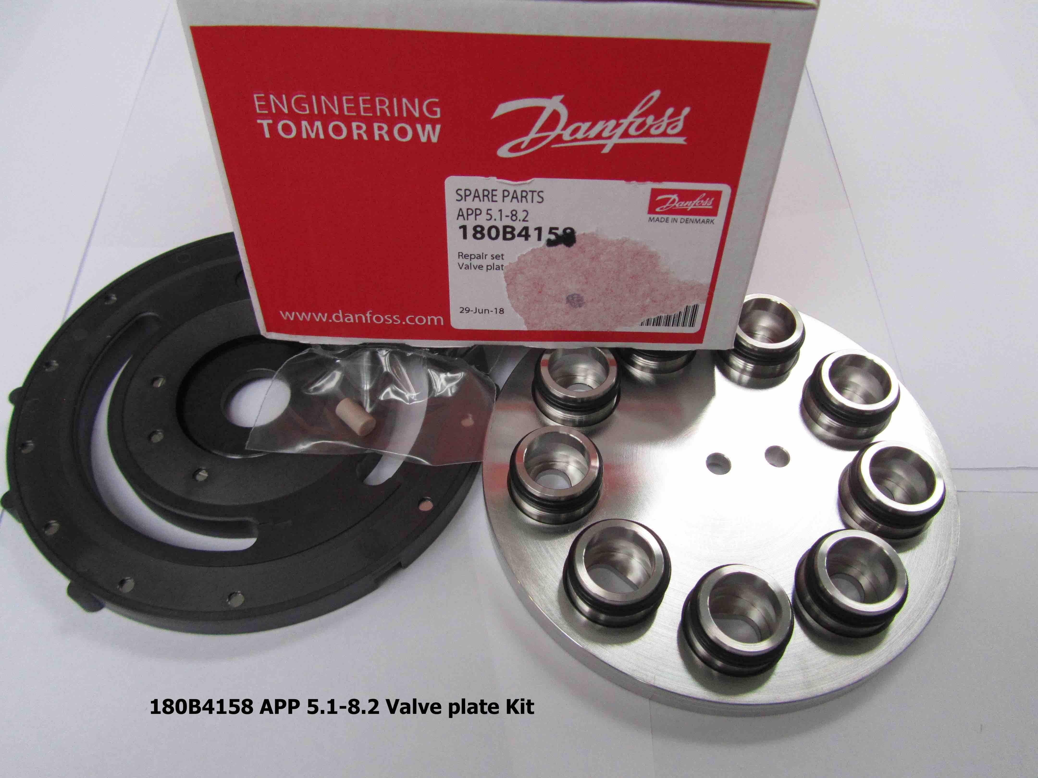 180B4158 APP 5.1-8.2 Valve plate Kit