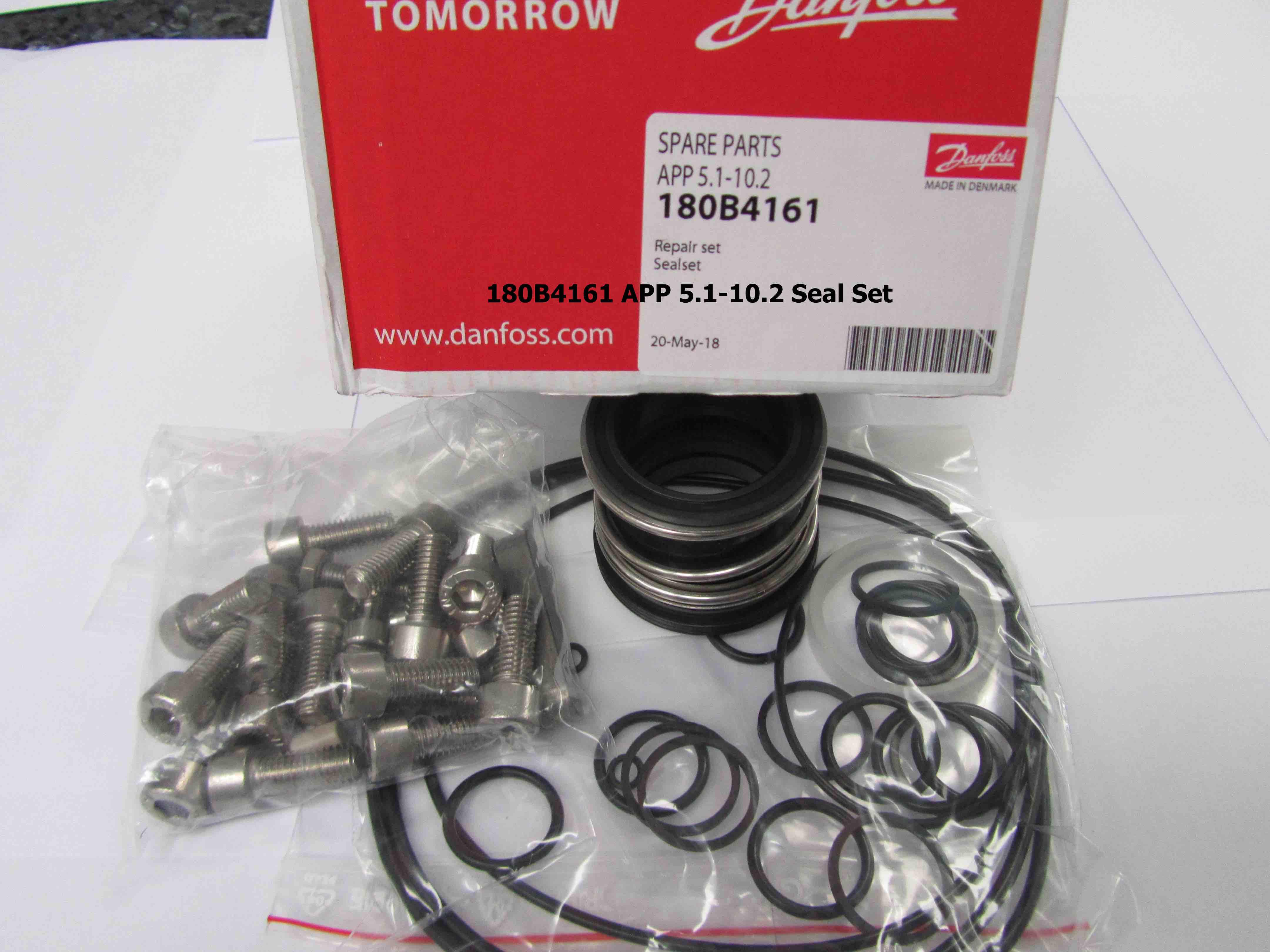 180B4161 APP 5.1-10.2 Seal Set