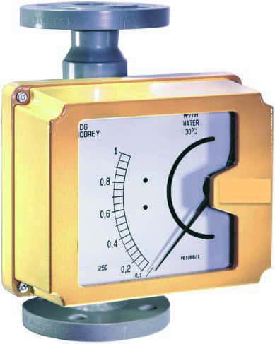 250 Series metal tube VA meter
