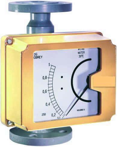250 Series metal tube VA meter