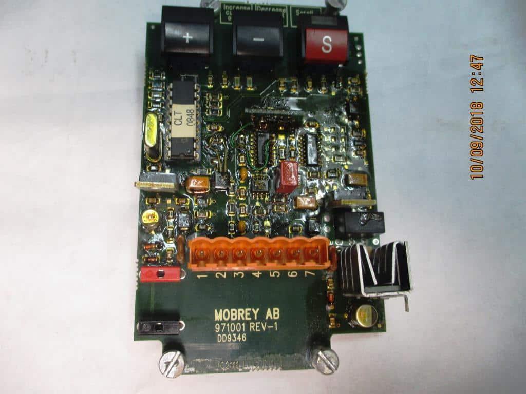 Level Transmitter MOBREY AB 971001
