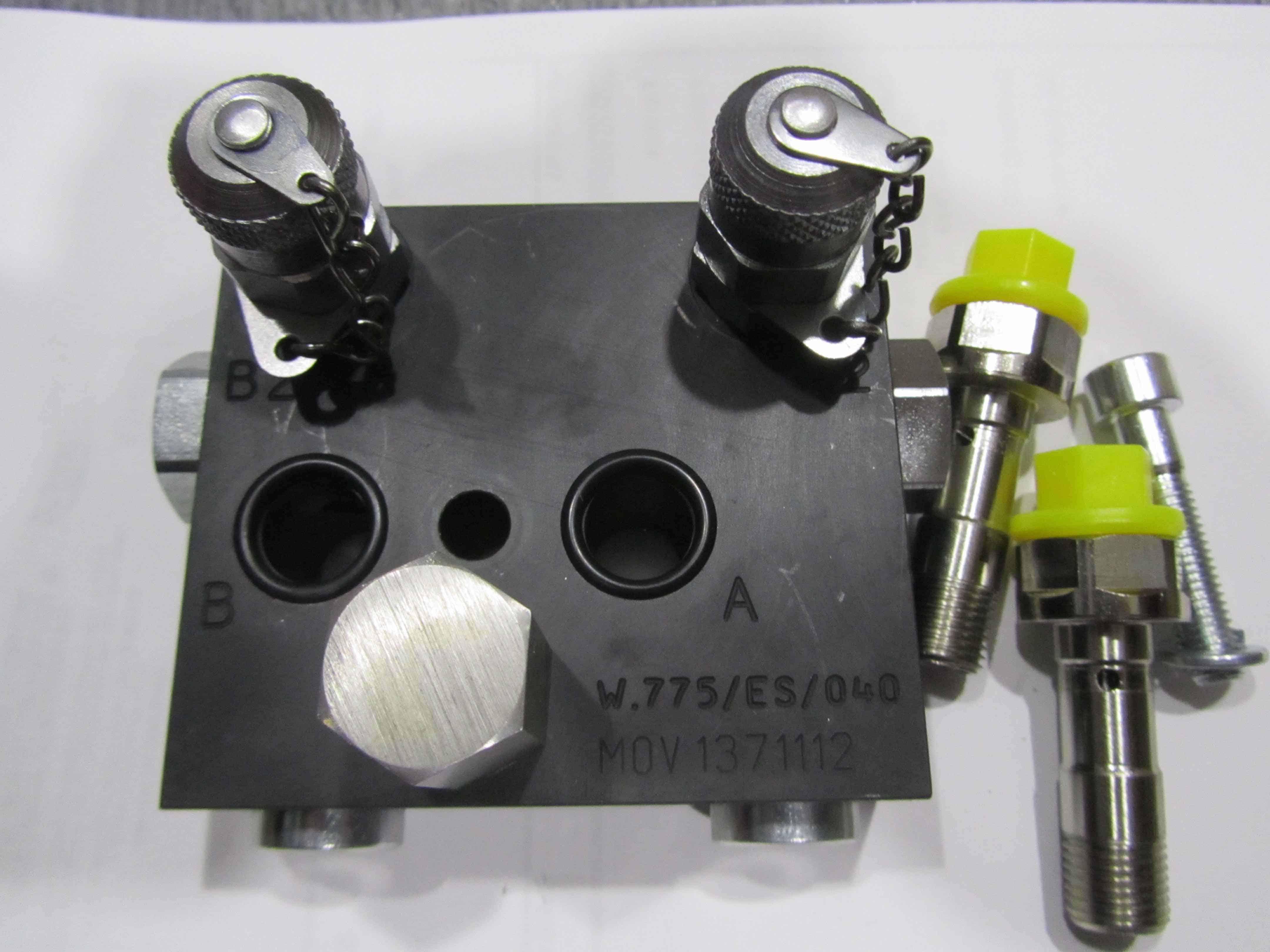 Medana & Visca W.775:ES:040 Control Block Image