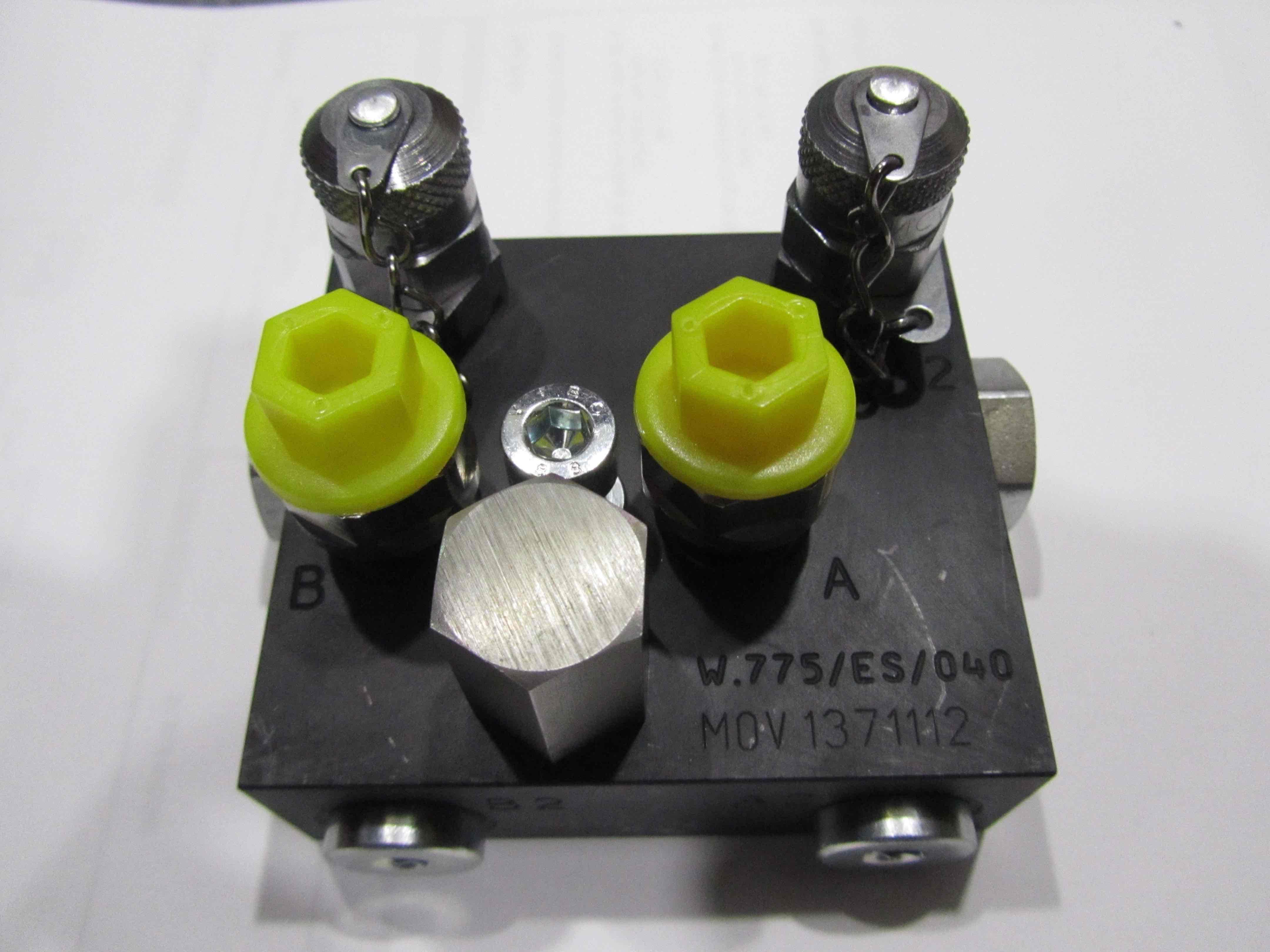 Medana & Visca W.775:ES:040 Control Block