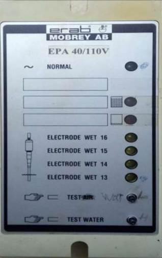 Mobrey ERAB EPA 40:110V